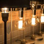 Lighting by Finch & Lane Interiors