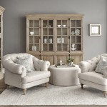 Oak and Belgian Linen - Finch & Lane Interiors