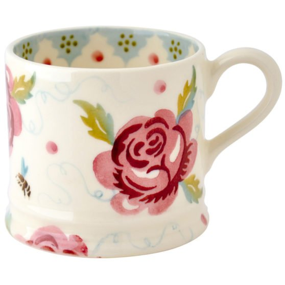 Rose & Bee Small Mug