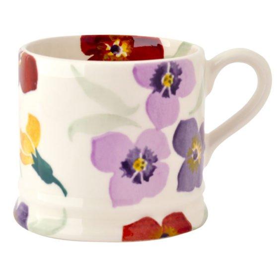 Emma Bridgewater Wallflower Small Mug