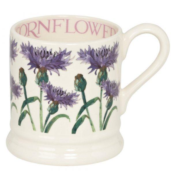 Emma Bridgewater Cornflower Half Pint Mug