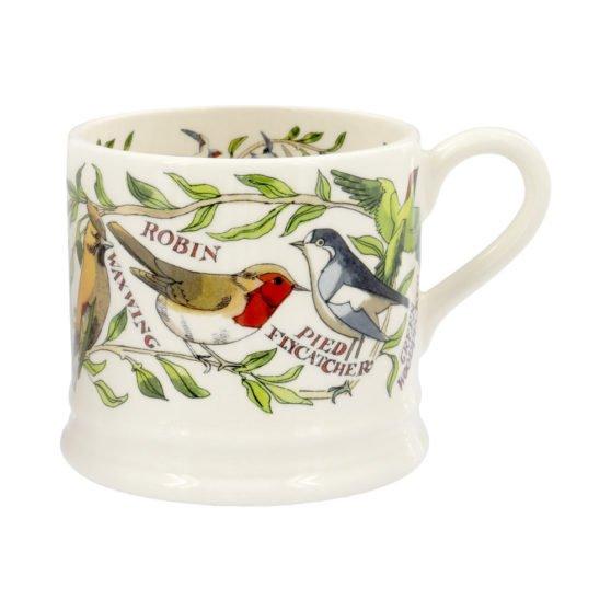 Emma Bridgewater Garden Birds Small Mug