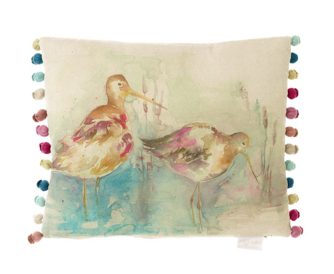 Sand pipers cushion made in scotland finch lane for Au maison cushions