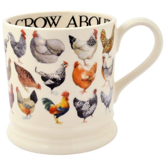 Emma Bridgewater Hen & Toast 1 Pint Mug
