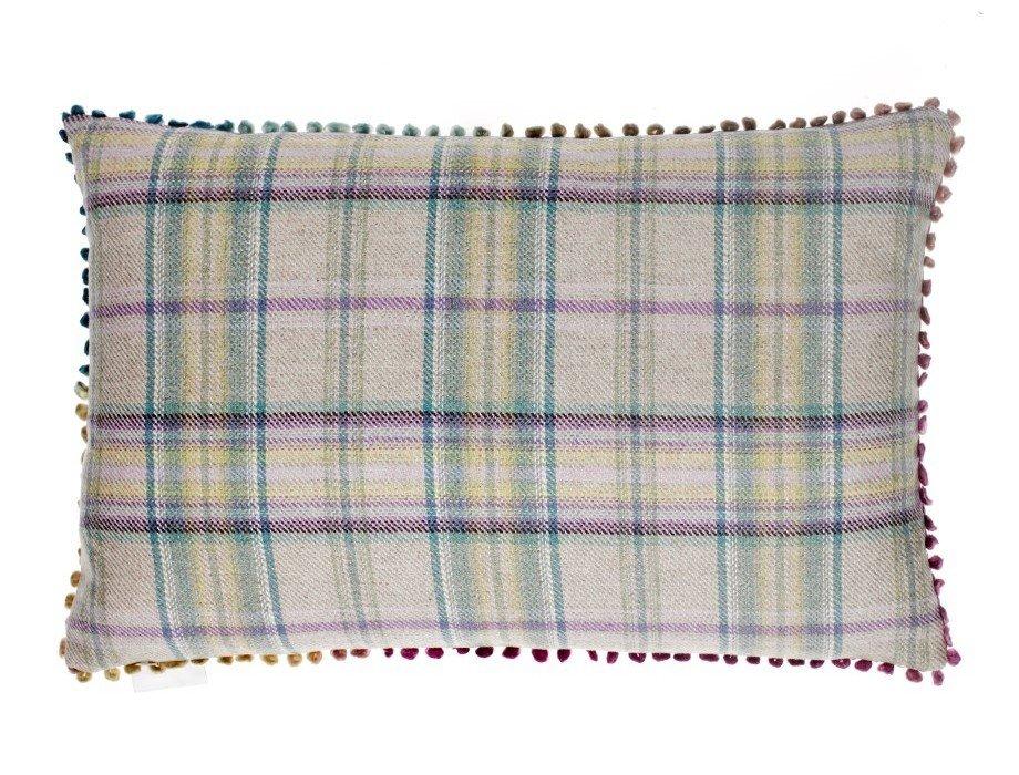 Hydrangea cushion made in scotland finch lane interiors for Au maison cushion