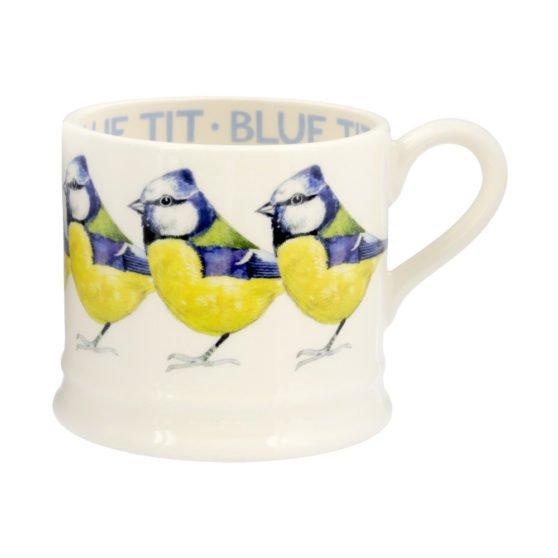 Emma Bridgewater Blue Tit Small Mug