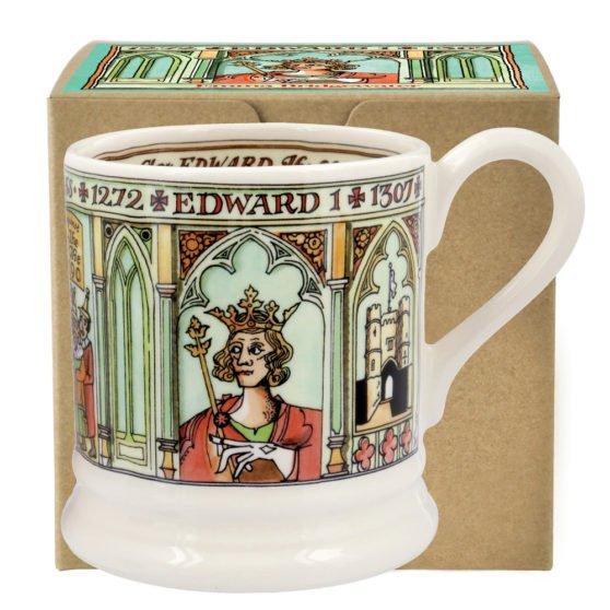 Emma Bridgewater Edward I 1/2 Pint Mug