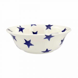 Emma Bridgewater Blue Star Cereal Bowl