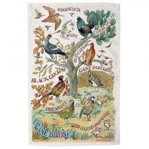 Emma Bridgewater Game Birds Tea Towel