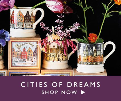 Shop Now Cities of Dreams