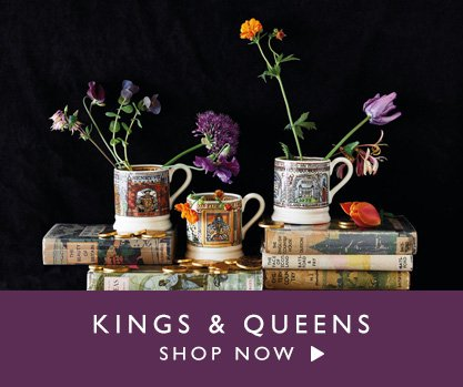 Emma Bridgewater Australia Kings Queens range