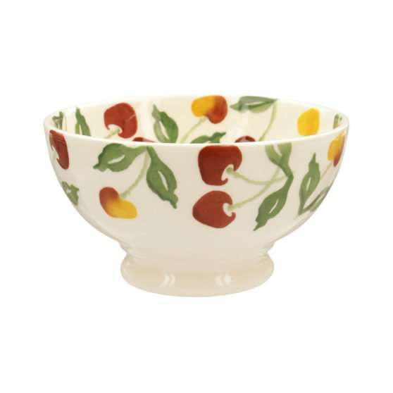 Emma Bridgewater Cherries French Bowl