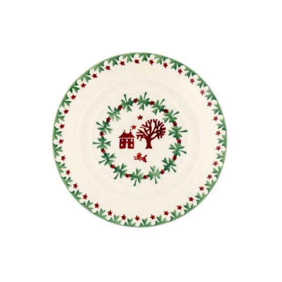 "Emma Bridgewater Christmas Joy 6 1/2"" Plate"
