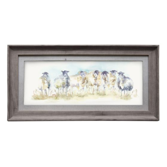 Come By Sheep Wall Art