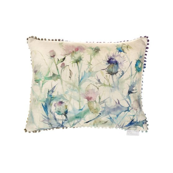 Damson Bristle Cushion