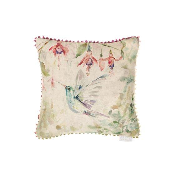 Fuchsia Flight Cushion