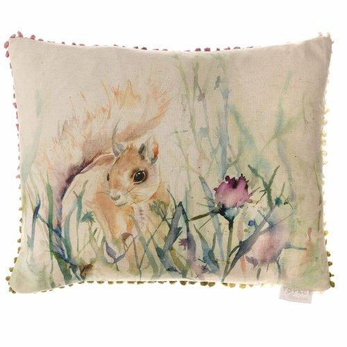 Winter Harvest Cushion