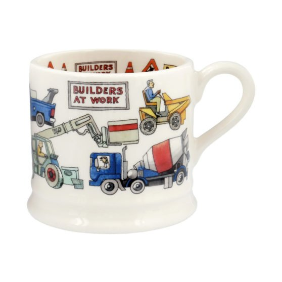 Emma Bridgewater Builders at Work Small Mug