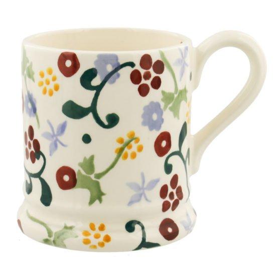 Emma Bridgewater Spring Floral 1/2 Pint Mug