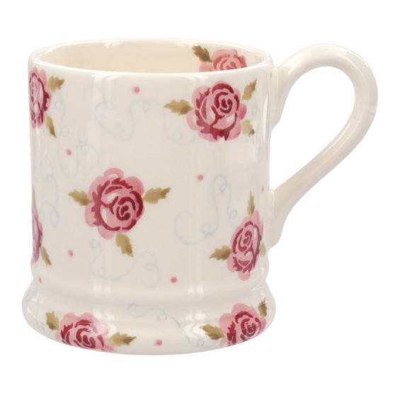 Emma Bridgewater Tiny Scattered Rose 1/2 Pint Mug