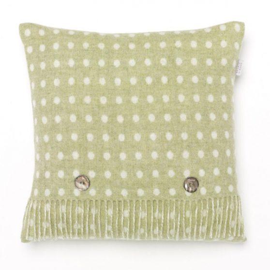 Spot Cushion - Sage - Bronte by Moon