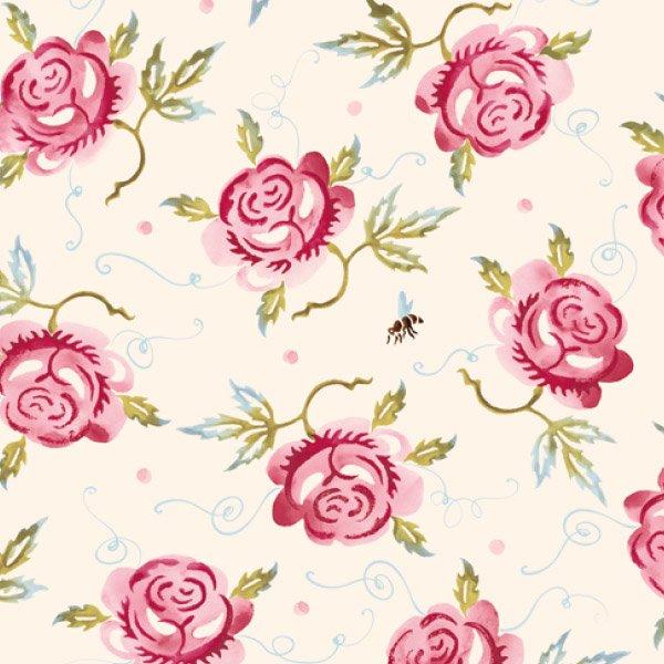 Rose & Bee