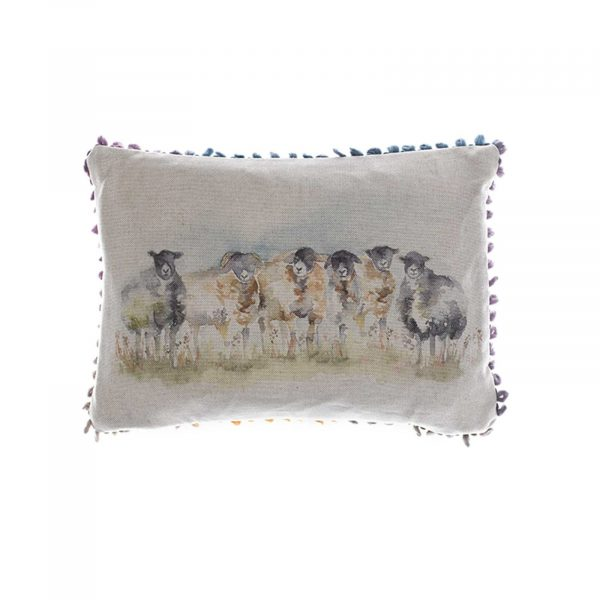Come by Sheep Cushion
