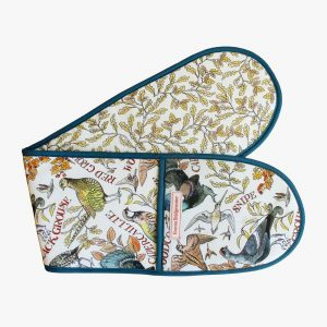 Emma Bridgewater Game Birds Double Oven Glove
