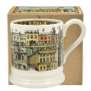 Emma Bridgewater Bath 1/2 Pint Mug