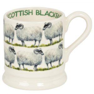 Emma Bridgewater Blackface 1/2 Pint Mug