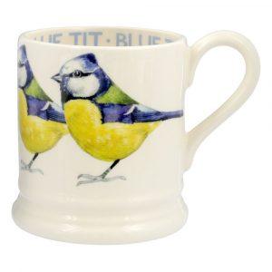 Emma Bridgewater Blue Tit 1/2 Pint Mug