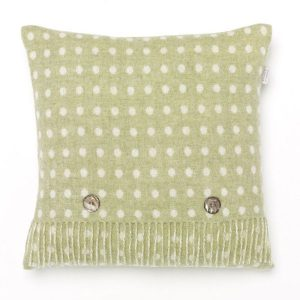 Spot Cushion - Sage - Bronte by Moon