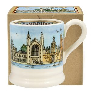 Emma Bridgewater Cambridge 1/2 Pint Mug