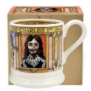Emma Bridgewater Charles I 1/2 Pint Mug