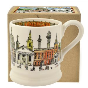 Emma Bridgewater Cities of Dreams London Half Pint Mug Boxed