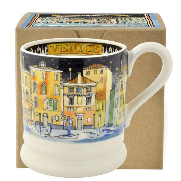 Emma Bridgewater Cities of Dreams Venice 1/2 Mug Boxed