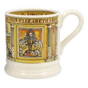 Emma Bridgewater Elizabeth I 1/2 Pint Mug