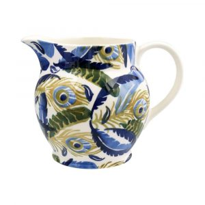 Emma Bridgewater Feather Wreath One Half Pint Jug