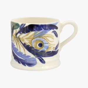 Emma Bridgewater Feather Wreath Small Mug