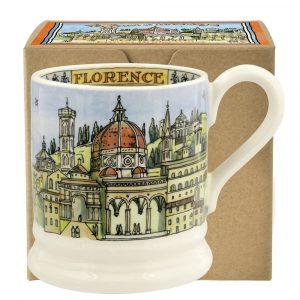 Emma Bridgewater Florence 1/2 Pint Mug Boxed