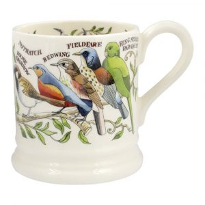 Emma Bridgewater Garden Birds 1_2 Pint Mug