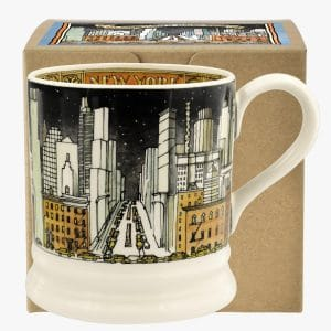 Emma Bridgewater New York 1 Pint Mug Boxed