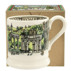 Emma Bridgewater Rome 1/2 Pint Mug Boxed