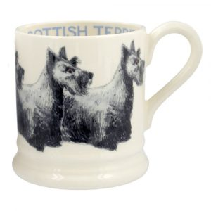 Emma Bridgewater Scottish Terrier 1/2 Pint Mug