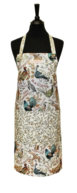 Emma Bridgewater Game Birds Apron