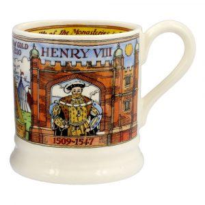 Emma Bridgewater Henry VIII 1/2 Pint Mug