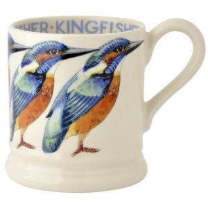 Emma Bridgewater Kingfisher Half Pint Mug