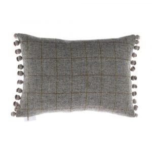 Mr Wooly Cushion Voyage Maison Back