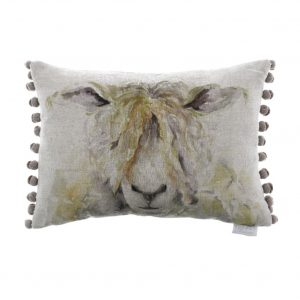 Mr Wooly Cushion Voyage Maison