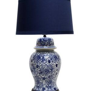 Shanghai Blue Lamp 45cm
